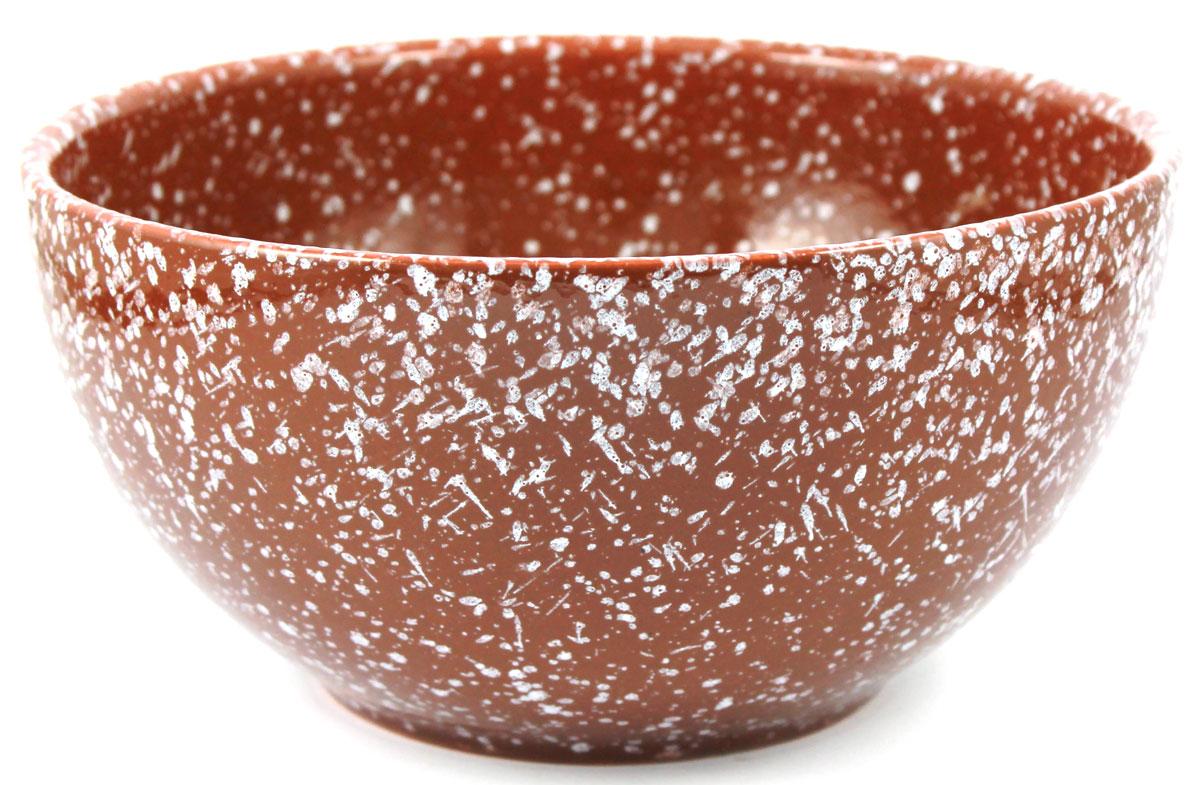 Салатник Ломоносовская керамика Мрамор, цвет: коричневый, 1,8 л, диаметр: 22 см.1С3мк-3115610Салатник Ломоносовская керамика изготовлен из высококачественной глины с глазурованным покрытием. Такой салатник украсит сервировку вашего стола и подчеркнет прекрасный вкус хозяина, а также станет отличным подарком. Диаметр: 22 см.