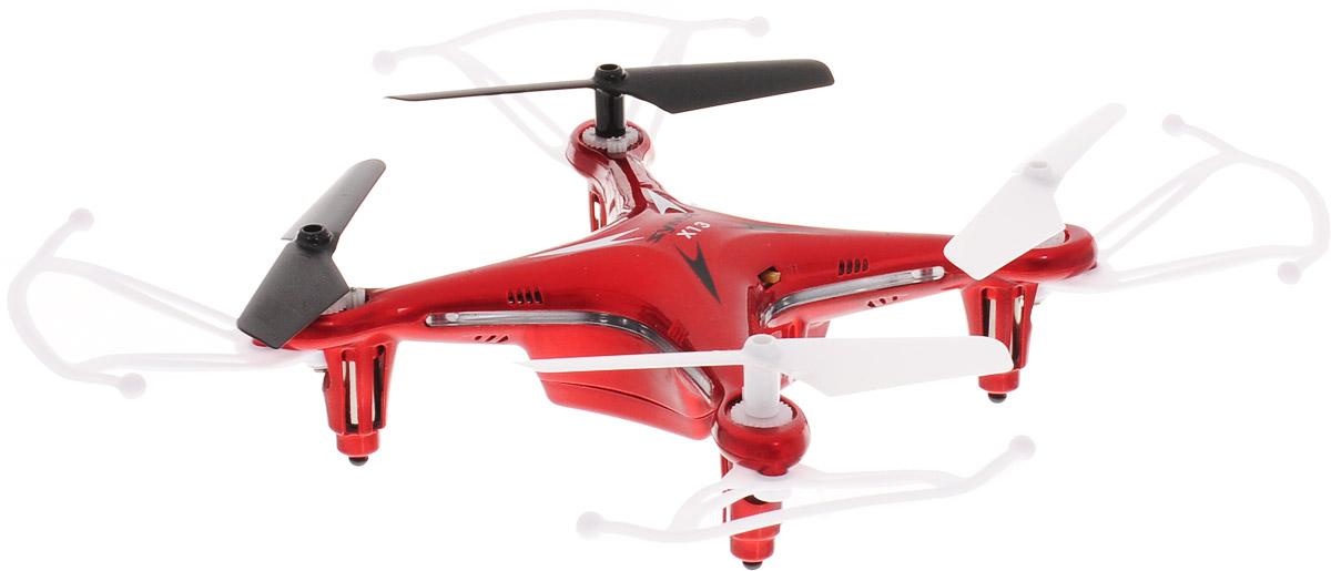 Syma Квадрокоптер на радиоуправлении X13 Storm цвет красный
