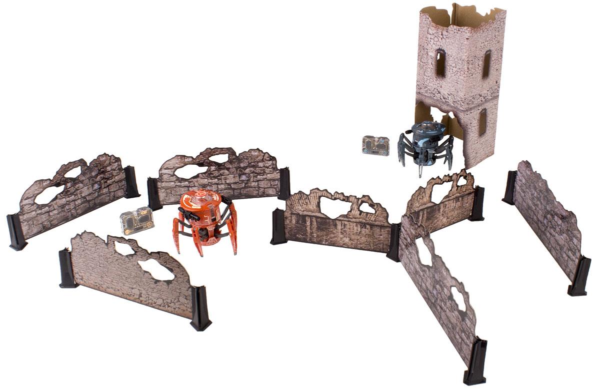 Hexbug Игровой набор Battle Spider Tower hexbug игровой набор с микро роботами нано v2 ланчпад neon