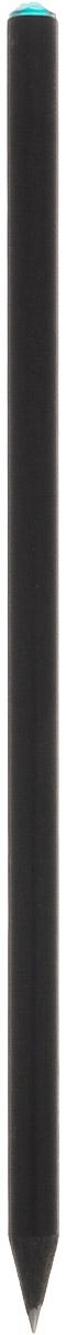 Brunnen Карандаш чернографитный Style цвет кристалла зеленый730396Чернографитный карандаш Style станет не только идеальным инструментом для письма, рисования или черчения, но и дополнит ваш имидж. Круглый корпус выполнен из натуральной древесины с черным матовым покрытием и инкрустирован прозрачным кристаллом зеленого цвета.Высококачественный ударопрочный грифель не крошится и не ломается при заточке.