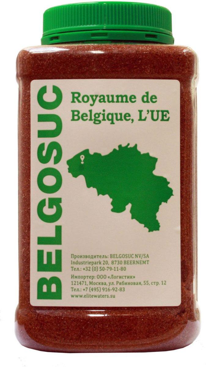 Belgosuc Cassonadedark 250mc сахар-песок темно-коричневый свекловичный, 1 кг