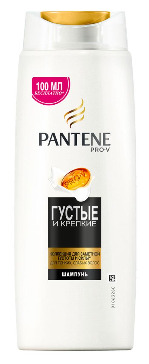 Pantene Pro-V Шампунь Густые и крепкие, для тонких и ослабленных волос, 600 млFS-00897Благодаря усовершенствованной восстанавливающей формуле с особыми веществами, питающими волосы на микроуровне, шампунь Pantene Pro-V Шампунь Густые и крепкие помогает удерживать влагу глубоко внутри, придавая волосам здоровый внешний вид и блеск. Шампунь Pantene Pro-V Шампунь Густые и крепкие борется с признаками повреждения и питает поврежденные или сухие волосы, делая их гладкими, сияющими и здоровыми. Для наилучших результатов используйте с бальзамом-ополаскивателем и средствами для ухода за волосами Pantene Pro-V Шампунь Густые и крепкие.