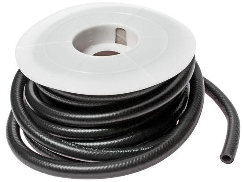Шланг для масляных систем JTC, диаметр 15,5 мм, длина 10 м. JTC-G090KGB GX-5RSШланг JTC используется в масляных системах. Шланг изготовлен из полимерного материала (СКН). Длина - 10 м. Внешний диаметр - 15,5 мм. Внутренний диаметр - 9 мм. Температурный диапазон: -20°С - +110°С.Допустимое давление: 17 кг.