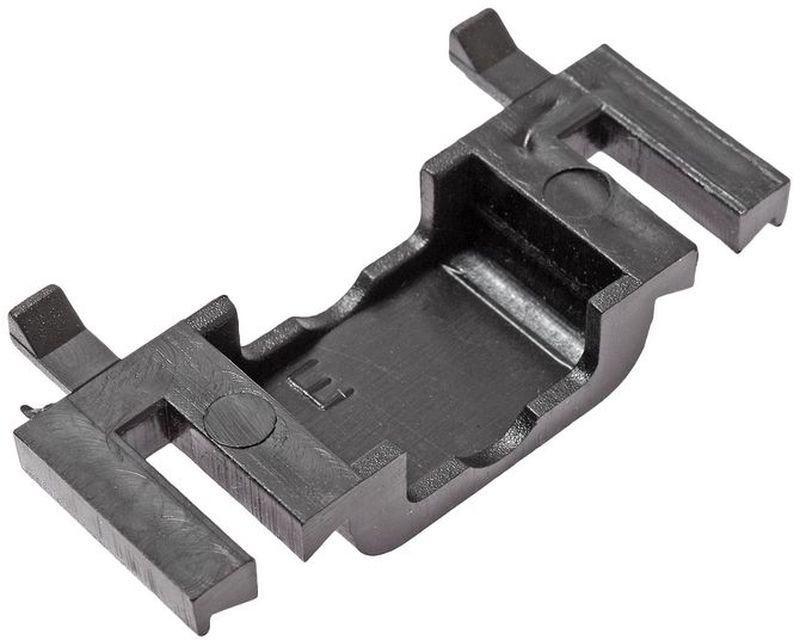 Держатель для ключей JTC, пластиковый, 5 х 2,5 х 1 см80621Держатель для ключей JTC изготовлен из пластика. Держатель подходит для ключей 12-14 мм.Размеры держателя: 5 х 2,5 х 1 см.