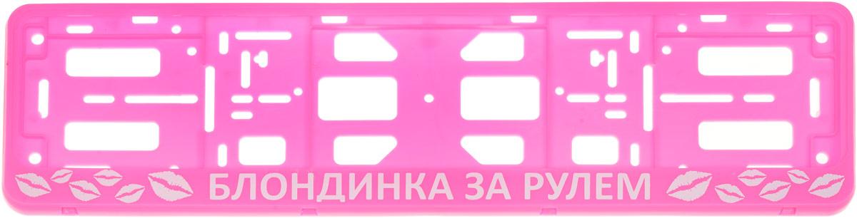 Рамка номерного знака Триада