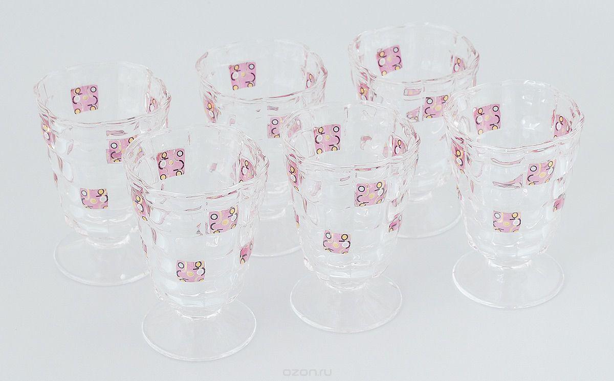 Набор стаканов Loraine, 220 мл, 6 шт. 24683VT-1520(SR)Набор стаканов Mayer & Boch Loraine состоит из шести стаканов, выполненных из прочного высококачественного натрий-кальций-силикатного стекла. Стаканы предназначены для подачи лимонада, сока, воды и других напитков. Они отличаются особой легкостью и прочностью, излучают приятный блеск. Стаканы декорированы изящным рельефом и ярким рисунком. Благодаря такому набору пить напитки будет еще приятнее.Набор стаканов Mayer & Boch Loraine идеально подойдет для сервировки стола и станет отличным подарком к любому празднику.Объем стакана: 220 мл. Диаметр стакана по верхнему краю: 7,5 см. Высота стакана: 11,5 см. Комплектация: 6 шт