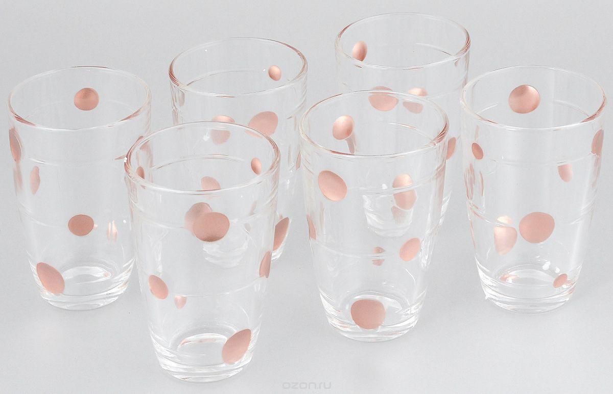 Набор стаканов Loraine, 300 мл, 6 шт. 24070КРС00000670_красныйНабор стаканов Mayer & Boch Loraine состоит из шести стаканов, выполненных из прочного высококачественного стекла. Стаканы предназначены для подачи холодных напитков. Они отличаются особой легкостью и прочностью, излучают приятный блеск. Стаканы декорированы ярким перламутровым рисунком. Благодаря такому набору пить напитки будет еще приятнее.Набор стаканов Mayer & Boch Loraine идеально подойдет для сервировки стола и станет отличным подарком к любому празднику.Объем стакана: 300 мл. Диаметр стакана по верхнему краю: 7,5 см. Высота стакана: 12 см. Комплектация: 6 шт.