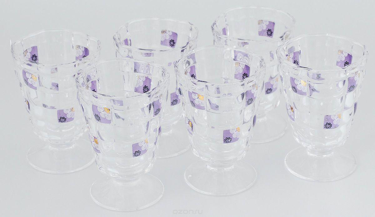 Набор стаканов Loraine, 220 мл, 6 шт. 24685050109002Набор стаканов Mayer & Boch Loraine состоит из шести стаканов, выполненных из прочного высококачественного натрий-кальций-силикатного стекла. Стаканы предназначены для подачи лимонада, сока, воды и других напитков. Они отличаются особой легкостью и прочностью, излучают приятный блеск. Стаканы декорированы изящным рельефом и ярким рисунком. Благодаря такому набору пить напитки будет еще приятнее.Набор стаканов Mayer & Boch Loraine идеально подойдет для сервировки стола и станет отличным подарком к любому празднику.Объем стакана: 220 мл. Диаметр стакана по верхнему краю: 7,5 см. Высота стакана: 11,5 см. Комплектация: 6 шт