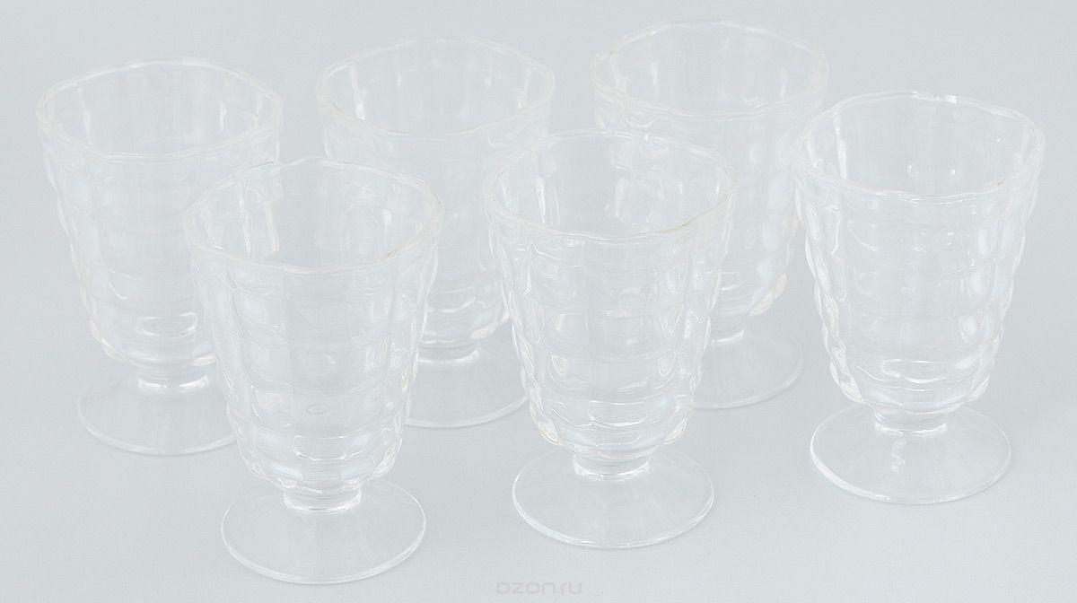 Набор стаканов Loraine, 220 мл, 6 шт. 24686VT-1520(SR)Набор стаканов Mayer & Boch Loraine состоит из шести стаканов, выполненных из прочного высококачественного натрий-кальций-силикатного стекла. Стаканы предназначены для подачи лимонада, сока, воды и других напитков. Они отличаются особой легкостью и прочностью, излучают приятный блеск. Стаканы декорированы изящным рельефом. Благодаря такому набору пить напитки будет еще приятнее.Набор стаканов Mayer & Boch Loraine идеально подойдет для сервировки стола и станет отличным подарком к любому празднику.Объем стакана: 220 мл. Диаметр стакана по верхнему краю: 7,5 см. Высота стакана: 11,5 см. Комплектация: 6 шт