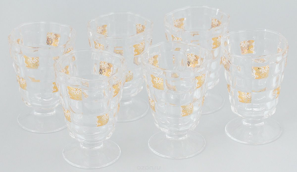 Набор стаканов Loraine, 220 мл, 6 шт. 24687VT-1520(SR)Набор стаканов Mayer & Boch Loraine состоит из шести стаканов, выполненных из прочного высококачественного натрий-кальций-силикатного стекла. Стаканы предназначены для подачи лимонада, сока, воды и других напитков. Они отличаются особой легкостью и прочностью, излучают приятный блеск. Стаканы декорированы изящным рельефом и ярким рисунком. Благодаря такому набору пить напитки будет еще приятнее.Набор стаканов Mayer & Boch Loraine идеально подойдет для сервировки стола и станет отличным подарком к любому празднику.Объем стакана: 220 мл. Диаметр стакана по верхнему краю: 7,5 см. Высота стакана: 11,5 см. Комплектация: 6 шт