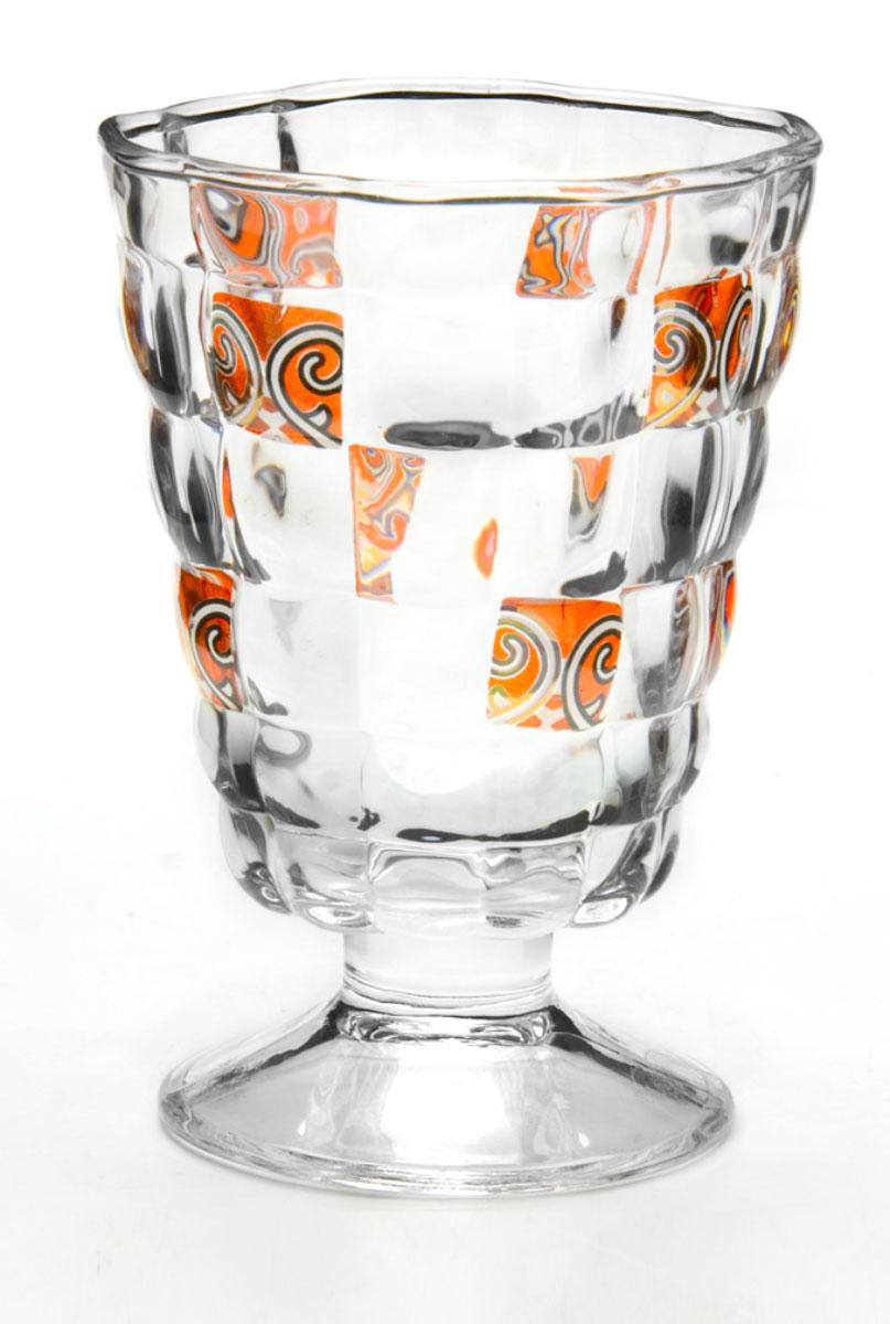 Набор стаканов Loraine, 220 мл, 6 шт. 24684VT-1520(SR)Набор стаканов Mayer & Boch Loraine состоит из шести стаканов, выполненных из прочного высококачественного натрий-кальций-силикатного стекла. Стаканы предназначены для подачи лимонада, сока, воды и других напитков. Они отличаются особой легкостью и прочностью, излучают приятный блеск. Стаканы декорированы изящным рельефом и ярким рисунком. Благодаря такому набору пить напитки будет еще приятнее.Набор стаканов Mayer & Boch Loraine идеально подойдет для сервировки стола и станет отличным подарком к любому празднику.Объем стакана: 220 мл. Диаметр стакана по верхнему краю: 7,5 см. Высота стакана: 11,5 см. Комплектация: 6 шт