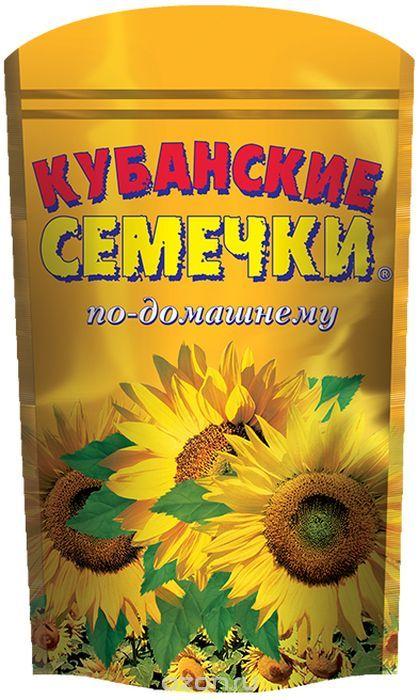 Кубанские семечки обжаренные по-домашнему, 250 г5900617002228Яркий аромат жареной семечки получается благодаря высоким барьерным свойствам пленки, а также фасовки в среде инертного газа, что обеспечивает сохранение приятного аромата жареной семечки на протяжении всего срока годности.