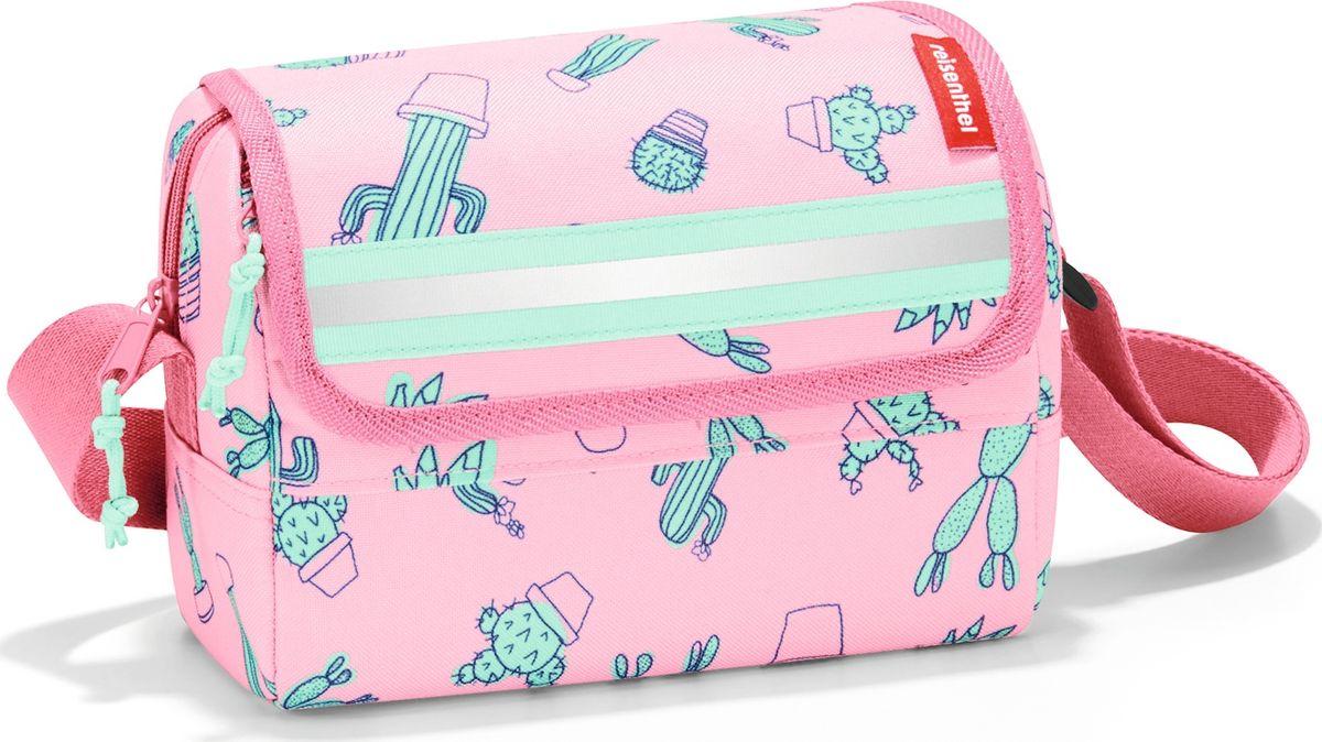 Сумка десткая Everydaybag, цвет: розовый. IF3055967-637T-17s-01-42Небольшая сумка на все случаи жизни – удобная и практичная. Основное и дополнительное отделения застегиваются на молнию. Благодаря широкому плечевому ремню с регулируемой длиной сумка прослужит ребенку не один год. Внутри есть карабин для ключей специальная вставка, куда можно вписать имя обладателя. Светоотражающие элементы обеспечат дополнительную безопасность на улице. Материал: прочный водоотталкивающий полиэстер премиум класса. Объем –2,5 литра.