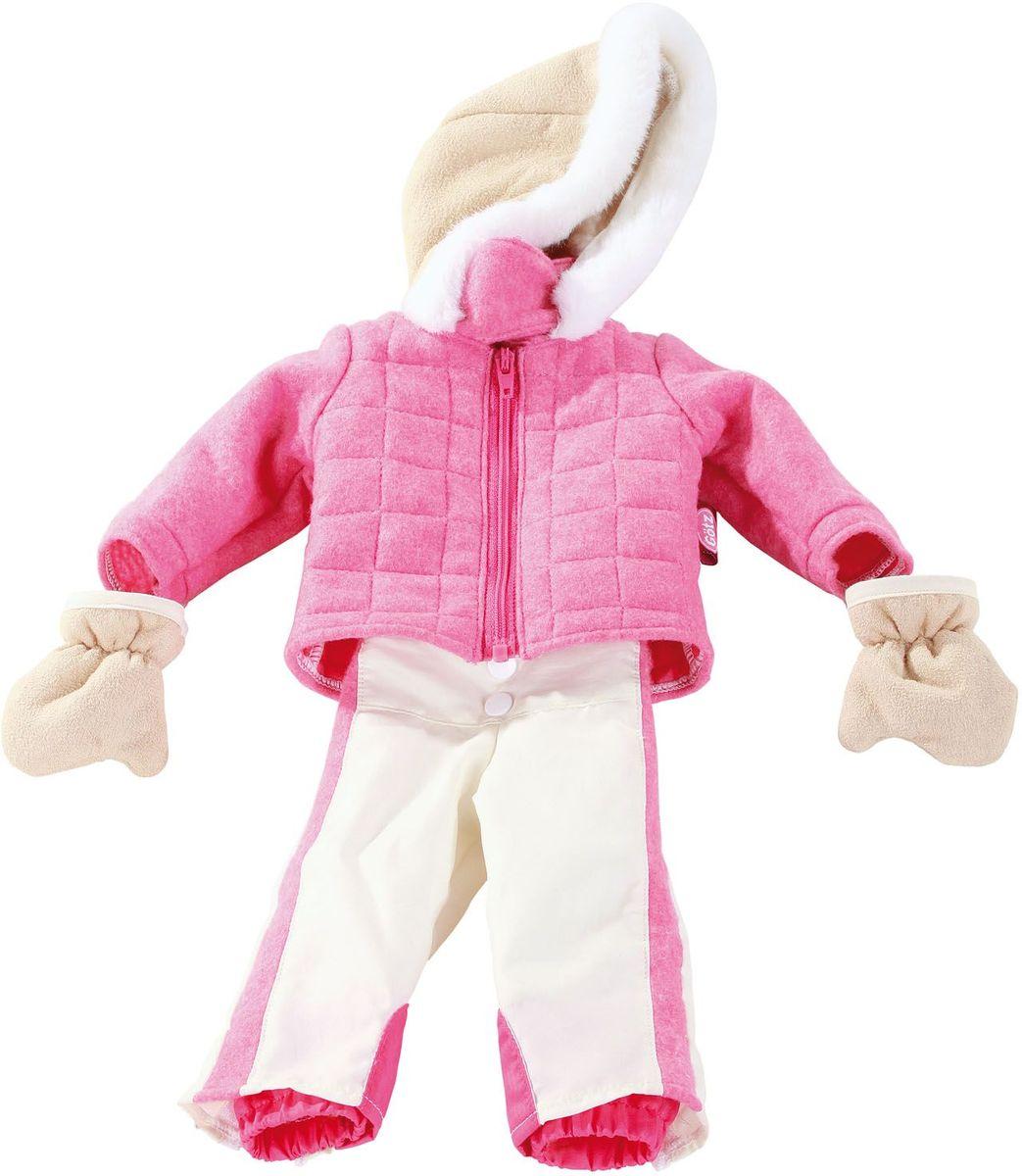 Gotz Набор зимней спортивной одежды аксессуары для кукол gotz набор зимней спортивной одежды для куклы для куклы