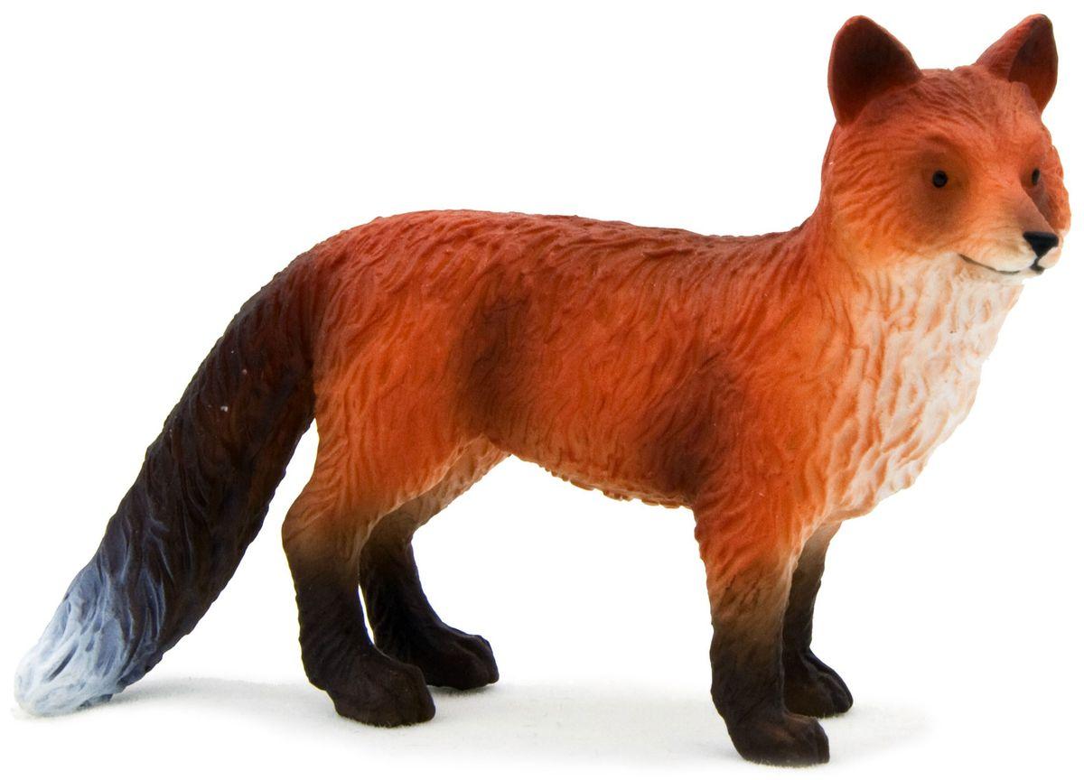 Mojo Фигурка Рыжая лиса овечка лежащая mojo