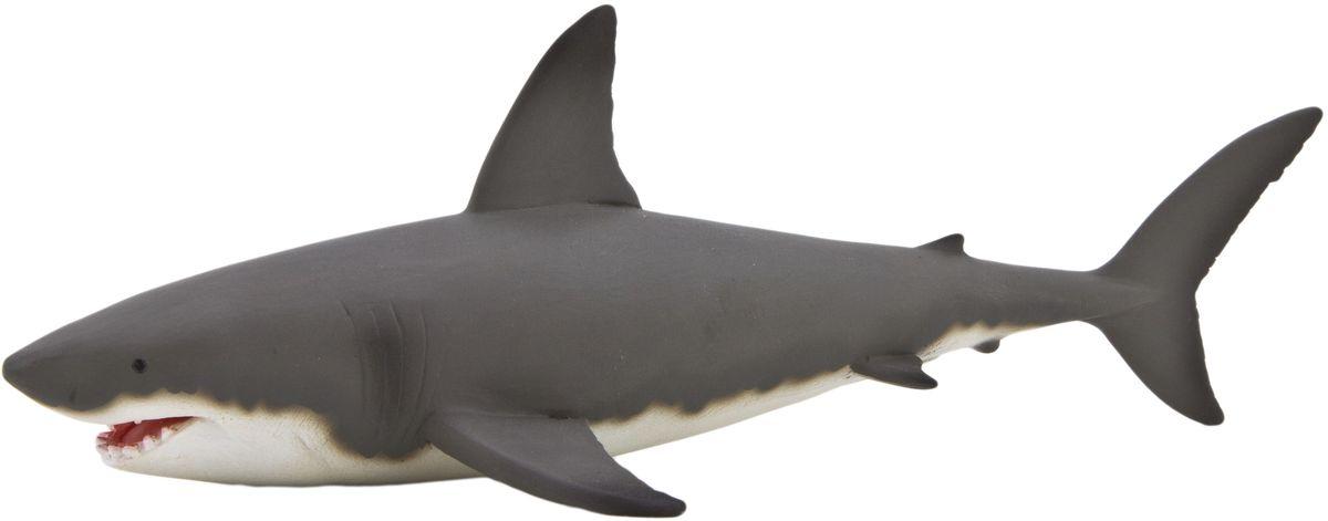Mojo Фигурка Большая белая акула 387120 акула большая белая xl collecta