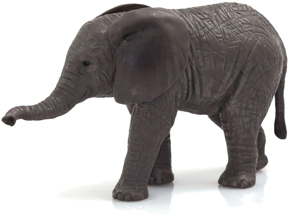 Mojo Фигурка Африканский слоненок 387190 овечка лежащая mojo