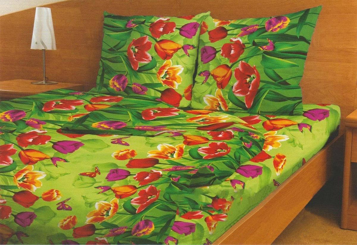 Комплект белья Amore Mio Голландия, 1,5-спальный, наволочки 70x70CLP446Комплект постельного белья Amore Mio является экологически безопасным для всей семьи, так как выполнен из бязи (100% хлопок). Комплект состоит из пододеяльника, простыни и двух наволочек. Постельное белье оформлено оригинальным цветочным рисунком.Постельное белье из бязи практично и долговечно. Материал великолепно отводит влагу, отлично пропускает воздух, не капризен в уходе, легко стирается и гладится.