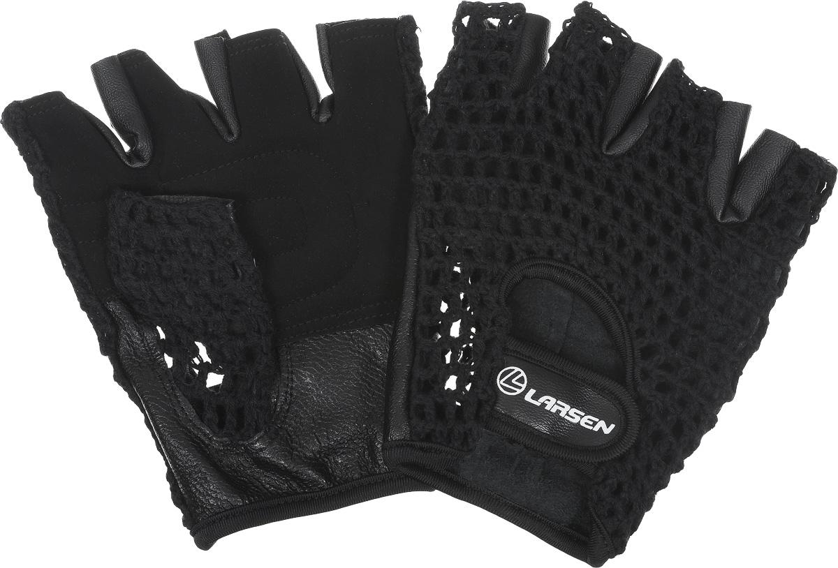 Перчатки для фитнеса Larsen  NT503 . Размер L - Одежда, экипировка