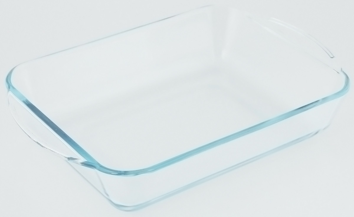 Форма для запекания VGP, прямоугольная, стеклянная, 31,5 х 21 х 6 см54 009312Форма для запекания VGP изготовлена из термостойкого, экологически чистого боросиликатного стекла. Изделие выдерживает температуру от -40°С до +300°С. Не содержит кадмия и свинца. Толстые стенки изделия позволяют пище готовиться быстро и равномерно. Форма предназначена для приготовления пищи в духовке, жарочном шкафу и микроволновой печи, пригодна для хранения и замораживания различных продуктов, а также для сервировки пищи.Внутренний размер формы: 26,5 х 20 х 5,5 см.