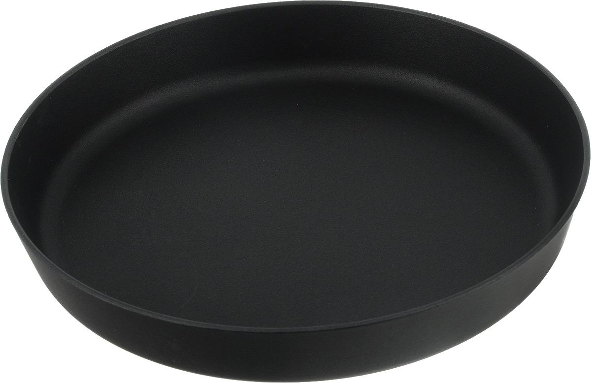 Сковорода Алита Дарья без ручки, с антипригарным покрытием. Диаметр 28 см391602Сковорода Алита Дарья без ручки изготовлена из литого алюминия с двухсторонним антипригарным покрытием. Благодаря такому покрытию, пища не пригорает и не прилипает к стенкам, готовить можно с минимальным количеством масла и жиров. Гладкая поверхность обеспечивает легкость ухода за посудой.Толстостенная сковорода обеспечивает быстрое и равномерное распределение тепла по всей поверхности. Сковорода экологически безопасная и не подвергается деформации. Она понравится как любителю, так и профессионалу. Сковорода подходит для духовки, а также для газовых, электрических и стеклокерамических плит. Диаметр сковороды (по верхнему краю): 28 см. Высота стенки: 4 см.