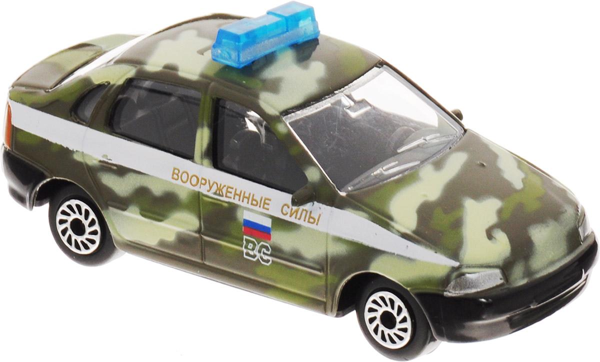 ТехноПарк Модель автомобиля Lada Kalina Вооруженные силы