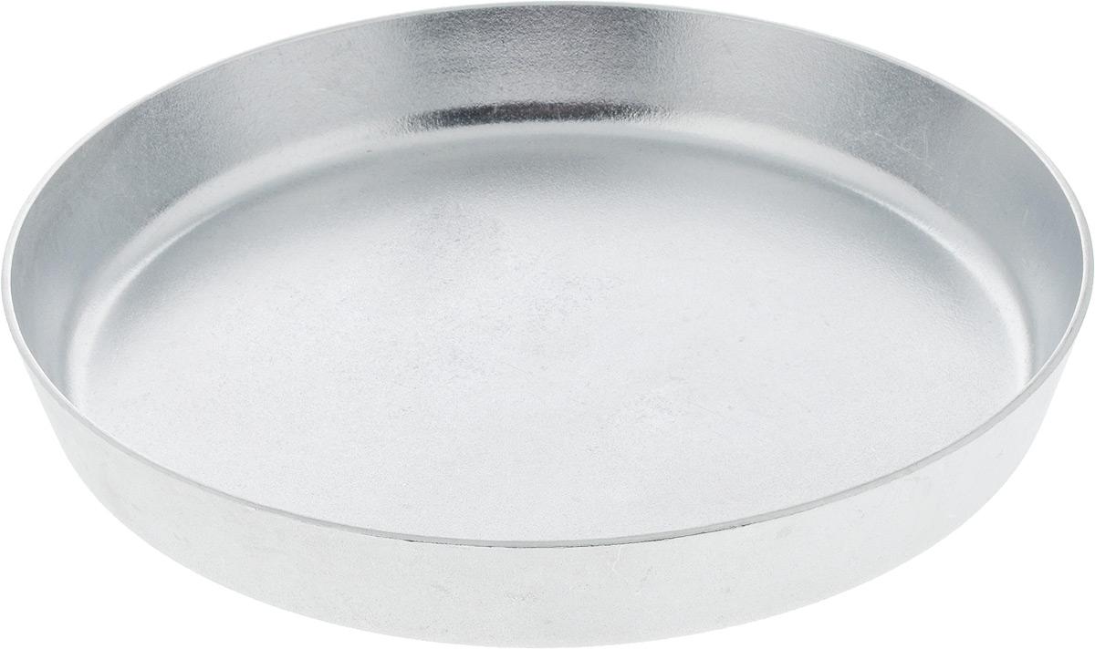 Сковорода Алита Дарья без ручки, с антипригарным покрытием. Диаметр 30 см. 1400068/5/4Сковорода Алита Дарья без ручки изготовлена из литого алюминиевого сплава AK5M2П с двухсторонним антипригарным покрытием. Благодаря такому покрытию, пища не пригорает и не прилипает к стенкам, готовить можно с минимальным количеством масла и жиров. Такая сковорода прекрасно подходит для приготовления повседневных блюд. Гладкая поверхность обеспечивает легкость ухода за посудой. Сковорода подходит для духовки, а также для газовых, электрических и стеклокерамических плит. Диаметр сковороды (по верхнему краю): 30 см.Высота стенки: 4,5 см.