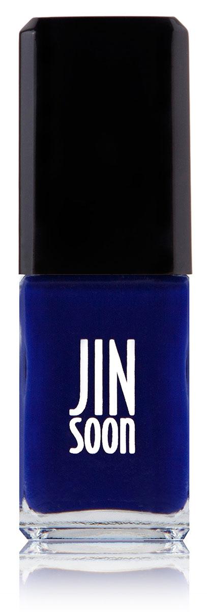 JINsoon Лак для ногтей №115 Blue Iris 11 млB2930200Лак для ногтей JINsoon Blue Iris – синий оттенок высокой плотности. Безопасная, здоровая формула big 5 free (не содержит формальдегид, толуэн, дибутилфталат,камфору и формальдегидные смолы), предотвращает повреждение ногтей и уменьшает воздействие потенциально вредных токсинов.