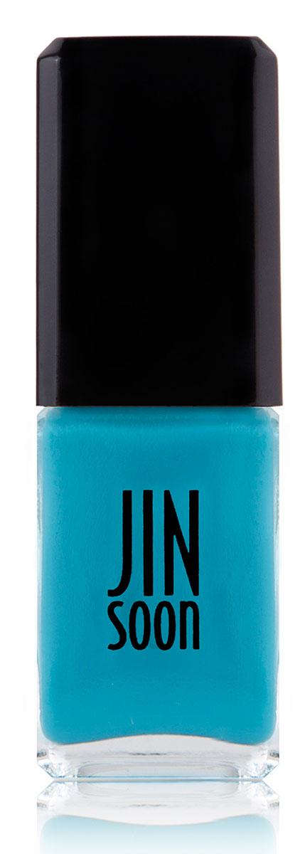 JINsoon Лак для ногтей №119 Poppy Blue 11 млSC-FM20104Лак для ногтей JINsoon Poppy Blue – голубой оттенок высокой плотности. Безопасная, здоровая формула big 5 free (не содержит формальдегид, толуэн, дибутилфталат,камфору и формальдегидные смолы), предотвращает повреждение ногтей и уменьшает воздействие потенциально вредных токсинов.