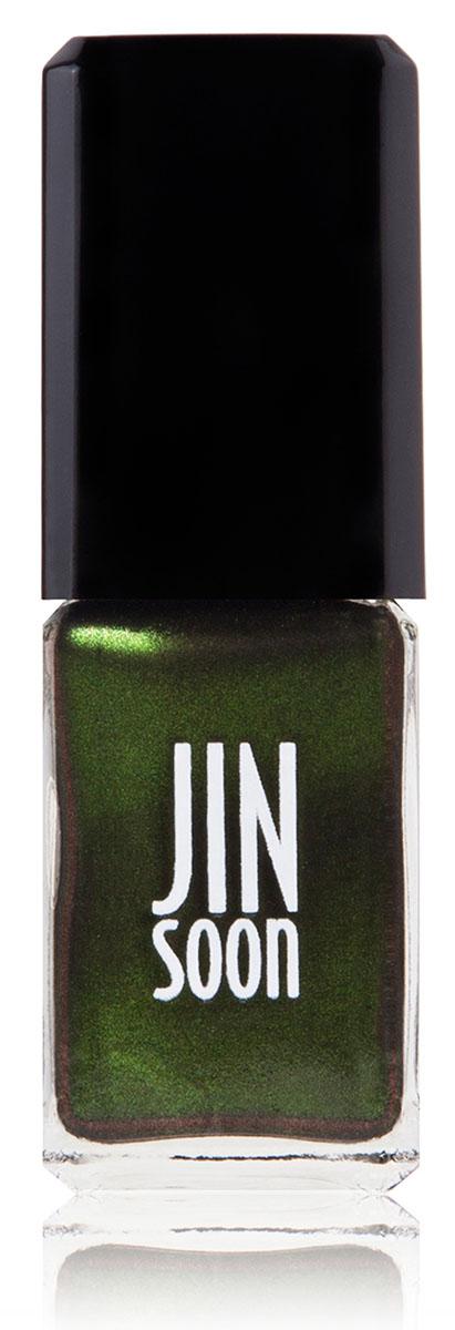 JINsoon Лак для ногтей №125 Epidote 11 млWS 7064Лак для ногтей JINsoon Epidote – темно-зеленый оттенок высокой плотности. Безопасная, здоровая формула big 5 free (не содержит формальдегид, толуэн, дибутилфталат,камфору и формальдегидные смолы), предотвращает повреждение ногтей и уменьшает воздействие потенциально вредных токсинов.