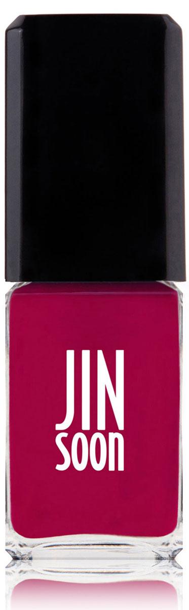 JINsoon Лак для ногтей №128 Cherry Berry 11 млWS 7064Лак для ногтей JINsoon Cherry Berry – ягодный оттенок высокой плотности. Безопасная, здоровая формула big 5 free (не содержит формальдегид, толуэн, дибутилфталат,камфору и формальдегидные смолы), предотвращает повреждение ногтей и уменьшает воздействие потенциально вредных токсинов.