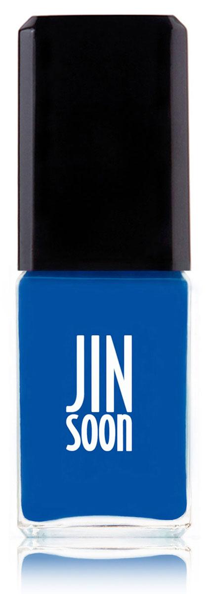 JINsoon Лак для ногтей №129 Cool Blue 11 млSC-FM20104Лак для ногтей JINsoon Cool Blue – синий оттенок высокой плотности. Безопасная, здоровая формула big 5 free (не содержит формальдегид, толуэн, дибутилфталат,камфору и формальдегидные смолы), предотвращает повреждение ногтей и уменьшает воздействие потенциально вредных токсинов.