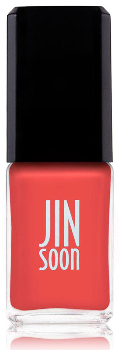 JINsoon Лак для ногтей №140 Enflammee 11 мл6Лак для ногтей JINsoon Enflammee – оранжевый оттенок высокой плотности. Безопасная, здоровая формула big 5 free (не содержит формальдегид, толуэн, дибутилфталат,камфору и формальдегидные смолы), предотвращает повреждение ногтей и уменьшает воздействие потенциально вредных токсинов.