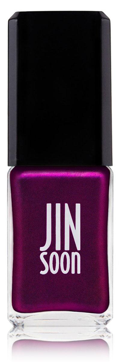 JINsoon Лак для ногтей №147 Soubrette 11 млNTT36Лак для ногтей JINsoon Soubrette – лиловый оттенок высокой плотности. Безопасная, здоровая формула big 5 free (не содержит формальдегид, толуэн, дибутилфталат,камфору и формальдегидные смолы), предотвращает повреждение ногтей и уменьшает воздействие потенциально вредных токсинов.