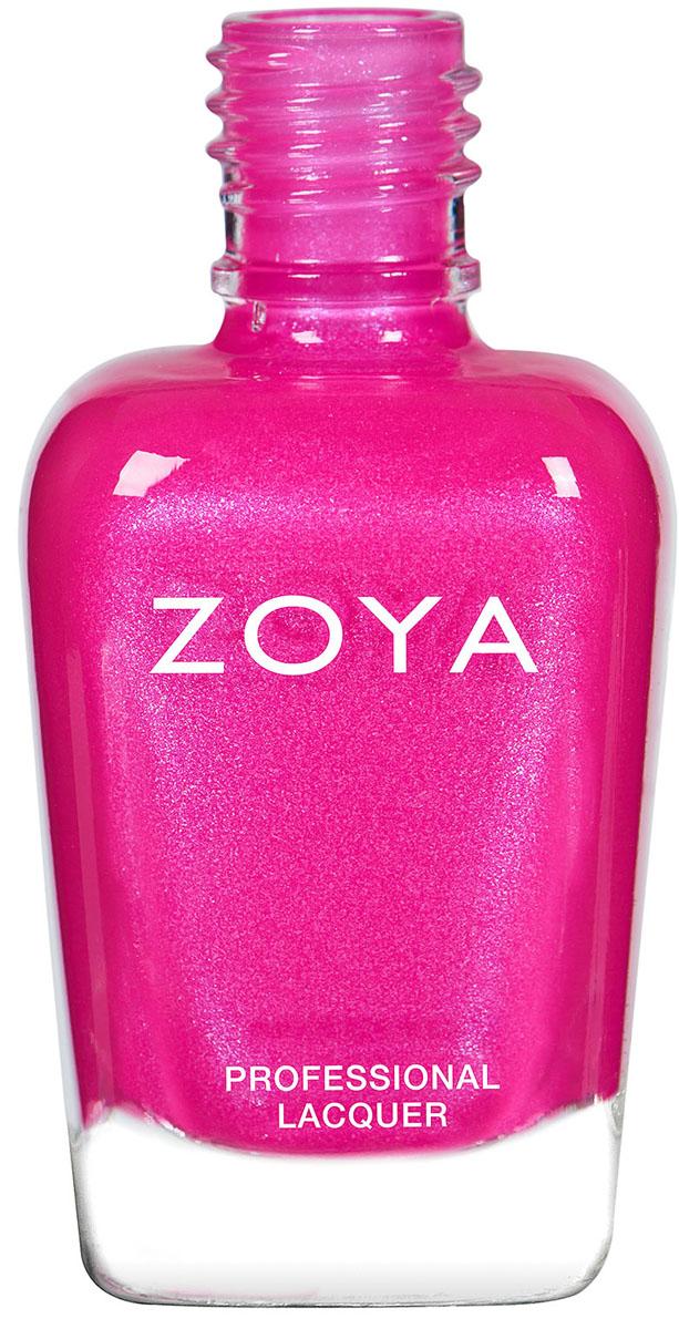Zoya Лак для ногтей №327 Kiki 15 млSC-FM20104Лак для ногтей Zoya Kiki – ярко-розовый оттенок очеь высокой плотности с металлическим финишем. Безопасная, здоровая формула big 5 free (не содержит формальдегид, толуэн, дибутилфталат,камфору и формальдегидные смолы), предотвращает повреждение ногтей и уменьшает воздействие потенциально вредных токсинов.