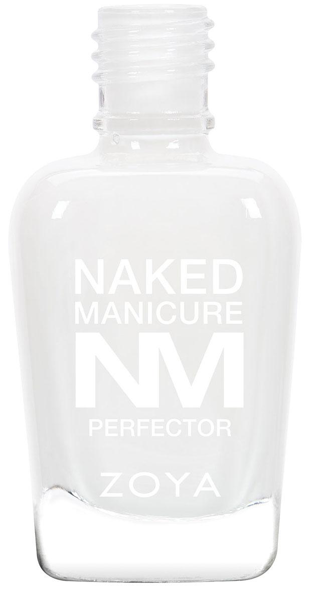 Zoya Лак-корректор для ногтей 15 мл6Корректор является частью Naked Manicure system и обеспечивает ногтям здоровое свечение, которое также можно сочетать с другими оттенками.