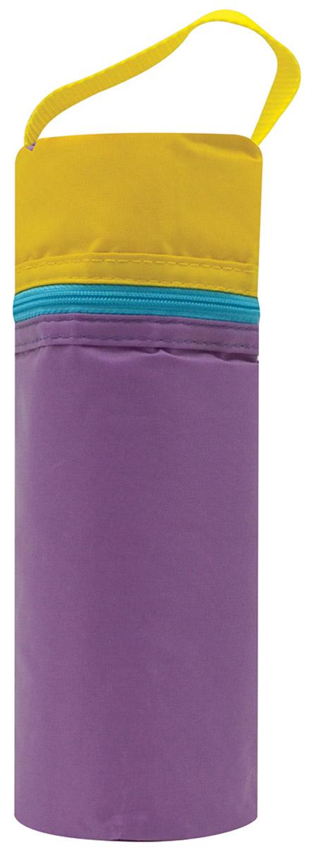 Lubby Термосумка для бутылочек цвет желтый сиреневый