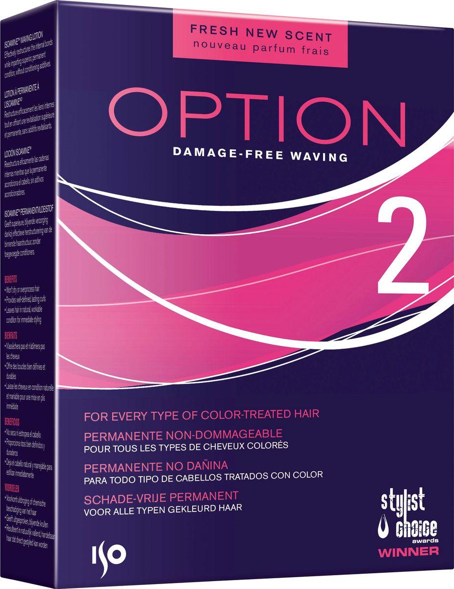 ISO Текстура для завивки на окрашенных волосах OPTION II - , 118мл*104мл*25млSatin Hair 7 BR730MNС 1993 года составы для завивки ISO Option являются самыми продаваемыми в мире на рынке текстур, не содержащих тиогликоль. Эксклюзивное и запатентованное изобретение ISO — формула без содержания тиогликоля. В ее состав входит ISOамин — аналог натурального цистеина волос. ISOамин способен проникать в волос более глубоко и равномерно, чем традиционные средства для завивки, без агрессивного подъема кутикулы.Эксклюзивная запатентованная безвредная формула, не содержащая тиогликоль Что отличает составы для завивки ISO OPTION? При использовании ISO OPTION не происходит нарушения структуры и целостности волос. Поэтому в состав этих средств не входят утяжеленные увлажняющие добавки, которые могут ослабить результат текстурирования.Как действует ISOамин?ISOамин легко притягивается к отрицательно заряженному волосу, как металл к магниту. Благодаря этой способности, он беспрепятственно проникает в структуру волоса, не повреждая кутикулу. Вследствие более глубокого и равномерного проникновения, ISOамин позволяет получать превосходные результаты завивки или выпрямления и, при этом, оставляет волосы здоровыми и сильными. Составы ISO Option оставляют в волосах до 40% больше аминокислот, чем традиционные средства, содержащие тиогликоль. Сегодня клиенты стремятся к модным и универсальным образам, ухаживать за которыми легко и быстро. Со средствами ISO Option, в зависимости от выбранного инструмента для накрутки, у Вас появляется возможность сделать локоны, придать прическе объем, пышность. Или же безопасно выпрямить вьющиеся волосы.