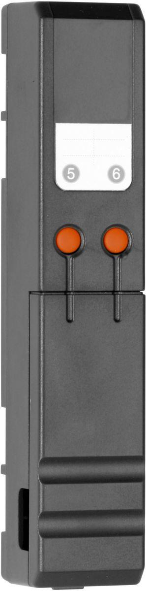 Модуль для полива Gardena, дополнительный106-026Модуль Gardena используется для дополнительного подключения к блоку автоматического управления поливом 4040 modular Comfort Gardena. К одному модулю можно подсоединить только 2 клапана 24 В. Всего к блоку можно установить до четырех модулей. Дополнительный модуль легко подключается простым соединителем. Возможно использование как внутри дома, так и снаружи.