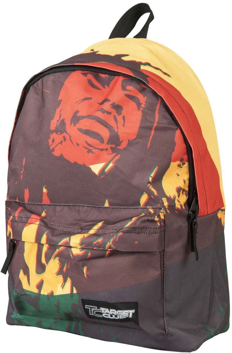 Target Collection Рюкзак Rasta 1738272523WDРюкзак молодежный с одним большим отделением, на передней стенке рюкзака большой карман на молнии, дополнительная ручка-петля, регулируемые лямки