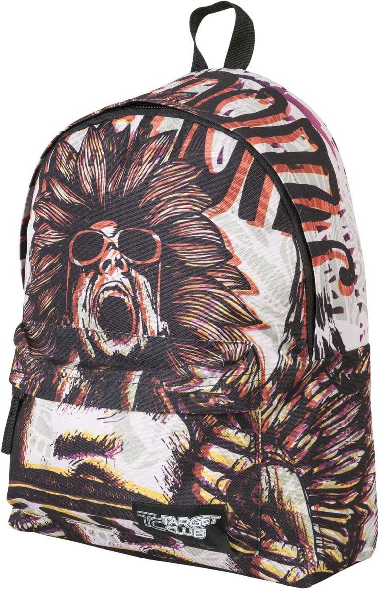 Target Collection Рюкзак Sexy 1737972523WDРюкзак молодежный с одним большим отделением, на передней стенке рюкзака большой карман на молнии, дополнительная ручка-петля, регулируемые лямки