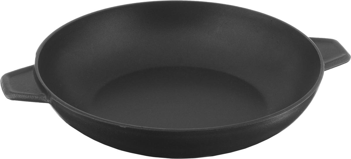 Сковорода Б-08 Алита, с антипригарным покрытием. Диаметр 28 см. 1350113501Сковорода Б-08 Алита с двумя литыми ручками изготовлена из литого алюминия с двусторонним антипригарным покрытием Ладофлон.Благодаря такому покрытию, пища не пригорает и не прилипает к стенкам, готовить можно с минимальным количеством масла и жиров. Гладкая поверхность обеспечивает легкость ухода за посудой. Толстостенная сковорода обеспечивает быстрое и равномерное распределение тепла по всей поверхности.При использовании такой сковороды стоит применять деревянные или пластиковые лопатки для сохранения антипригарной поверхности. Не рекомендуется оставлять сковородку на огне или варочной поверхности без содержимого на поверхости .Сковорода подходит для газовых, электрических и стеклокерамических плит.Диаметр сковороды (по верхнему краю): 28 см.Высота стенки: 5,5 см.