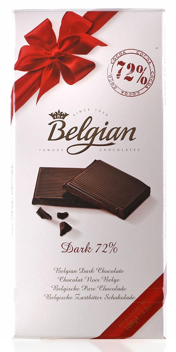 The Belgian Шоколад горький 72% какао, 100 г7.33.02Шоколад обладает классическим и довольно интенсивным горьковато-сладким вкусом. Лакомство можно предложить к свежезаваренному чаю, кофе или капучино. Шоколад замечательно дополнит вкус красных сухих вин Божоле и Бордо, портвейна, коньяка или арманьяка. Рекомендуем его попробовать с пивом Belgian Dubbel.