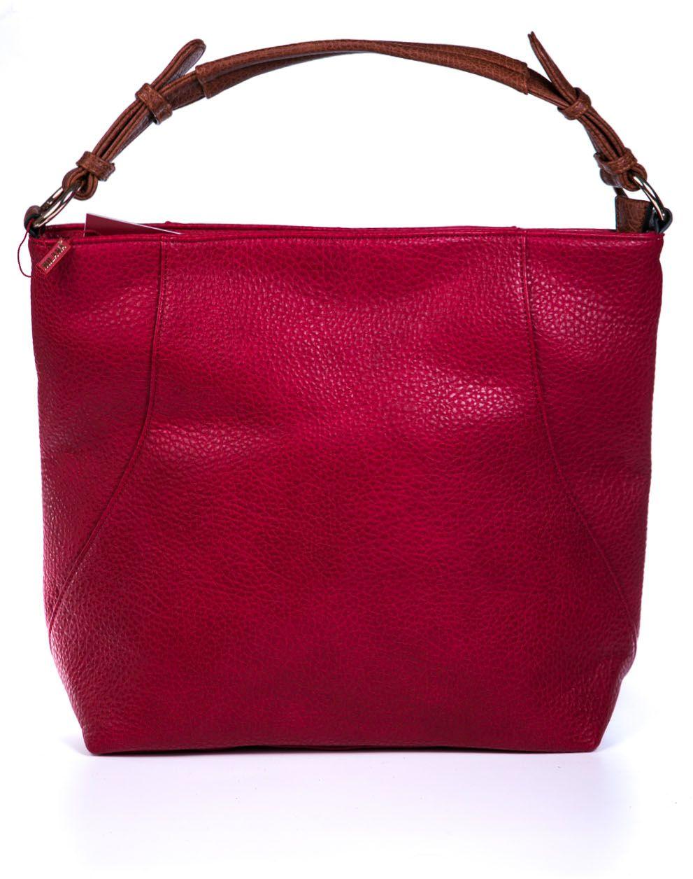 Сумка женская Milana, цвет: красный. 162781-1-140EQW-M710DB-1A1Удобная женская сумка Milana изготовлена из искусственной кожи. Внутренняя подкладка выполнена из искусственного шелка. Сумка закрывается на застежку молнию. Сумка дополнена внутренними вкладышами разных размеров. Внутри имеется одно основное отделение, которое оснащено одним втачным карманом на молнии и двумя накладными открытыми кармашками. Модель оснащена, регулируемой по размеру, ручкой на запястье.Оригинальный аксессуар позволит вам завершить образ и быть неотразимой.
