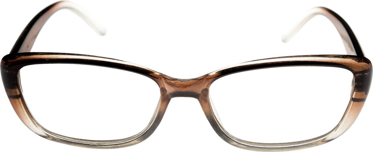 Proffi Home Очки корригирующие (для чтения) 908 Oscar +2.50 цвет: коричневыйперфорационные unisexProffi Home Очки корригирующие (для чтения) 908 Oscar +2.50 цвет: коричневый