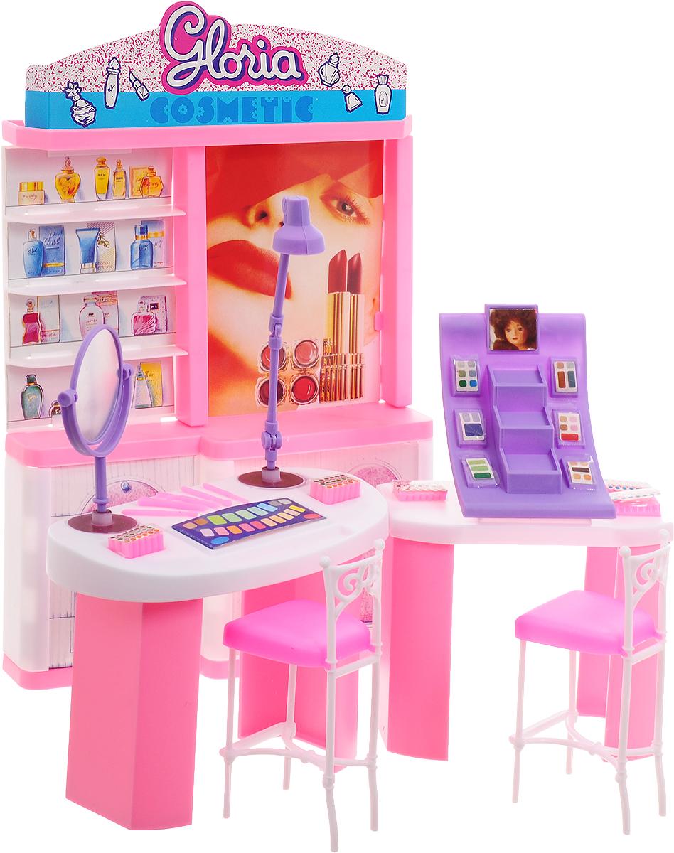 Gloria Мебель для кукол Салон красоты барную стойку или ресепшн в салон красоты