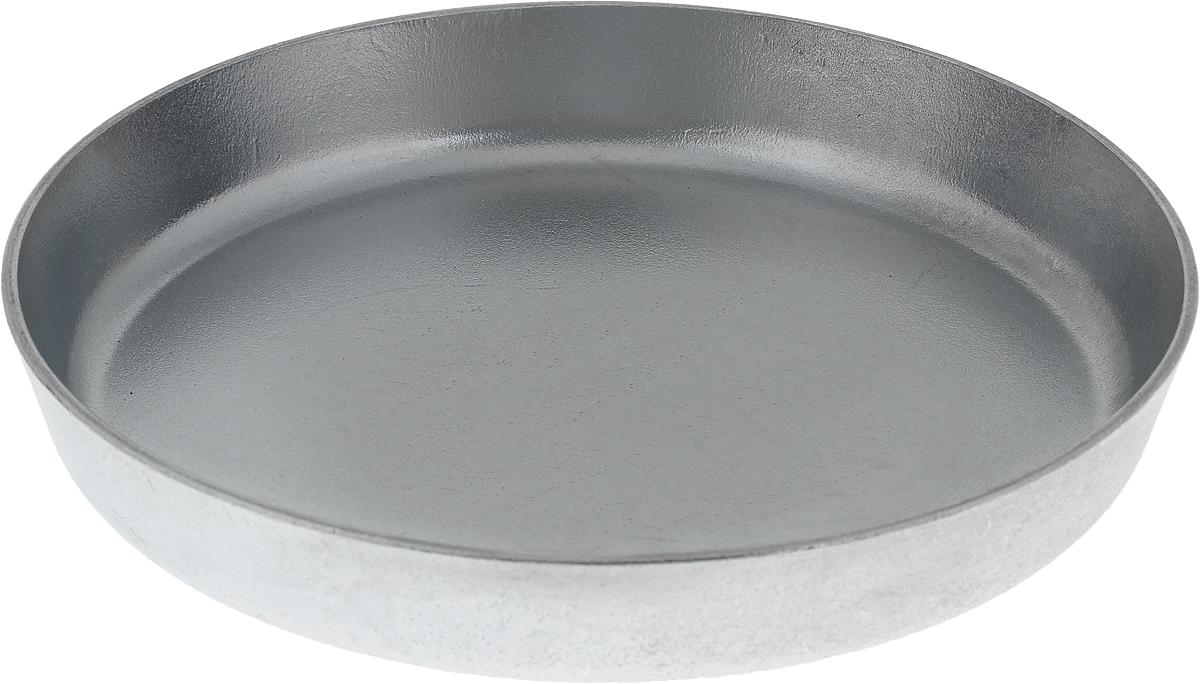 Сковорода Алита Дарья без ручки, с антипригарным покрытием. Диаметр 24 см391602Сковорода Алита Дарья без ручки изготовлена из литого алюминиевого сплава AK5M2П с двухсторонним антипригарным покрытием. Благодаря такому покрытию, пища не пригорает и не прилипает к стенкам, готовить можно с минимальным количеством масла и жиров. Такая сковорода прекрасно подходит для приготовления повседневных блюд. Гладкая поверхность обеспечивает легкость ухода за посудой. Сковорода подходит для духовки, а также для газовых, электрических и стеклокерамических плит. Диаметр сковороды (по верхнему краю): 24 см.Высота стенки: 3,5 см.
