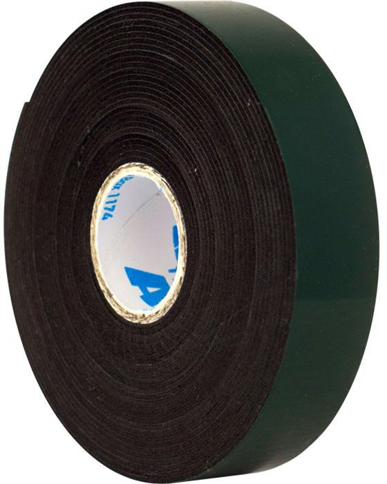 Лента клейкая двухсторонняя Abro Masters, цвет: зеленый, 20 мм х 5 м салфетка влаговпитывающая abro masters цвет желтый