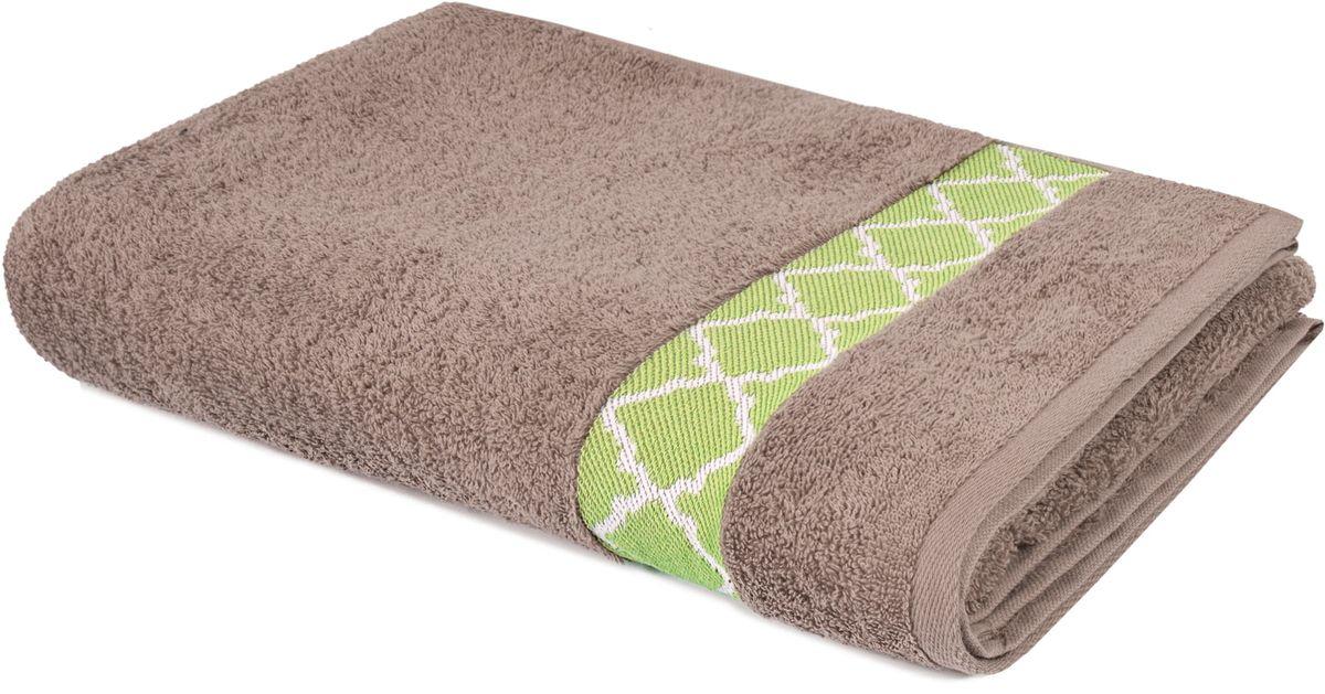 Полотенце махровое Aquarelle Таллин-1, цвет: мокко, 50 х 90 см. 70776168/5/1Махровое полотенце Aquarelle Таллин-1 неотъемлемая часть повседневного быта, они создают дополнительные акценты в ванной комнате. Продукция производится из высококачественных материалов.Ткань: 100% хлопок.Размер: 50 х 90 см.
