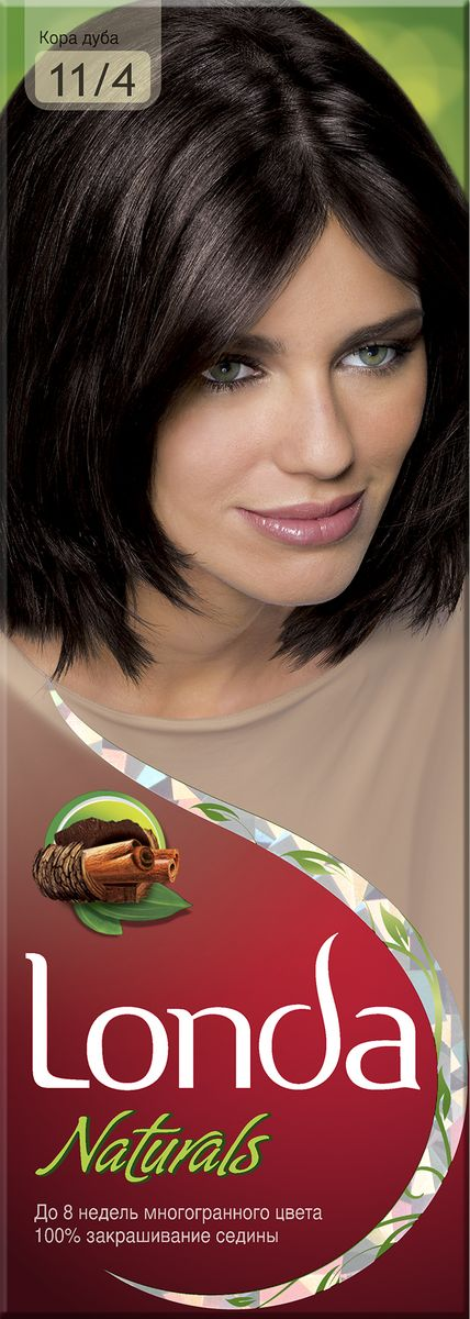 LONDA Крем-краска для волос стойкая Naturals 11/4 Кора дубаWL-81231544Ищите цвет, полный жизни, который бы сохранился надолго? Крем-краска для волос Londa идеально вам подойдет. Эксклюзивная система окрашивания дарит вам до 8 недель многогранного цвета. Это возможно благодаря технологии смешивания тонов, которая объединяет богатые оттенки, и бальзаму Стойкий цвет, который надолго сохранит ваш насыщенный цвет. 100% закрашивание седины.Товар сертифицирован.